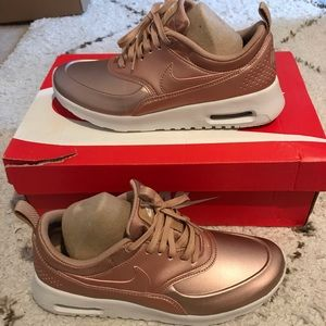 a32455d08af Women s Nike Rose Gold Air Max on Poshmark